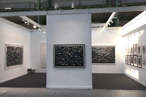 Galerie Anita Beckers, Installation at Paris Photo 2017