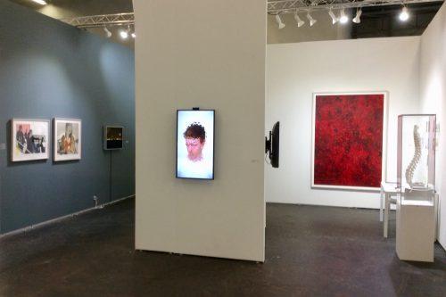 Galerie Anita Beckers, Installation at UNTITLED San Francisco 2018