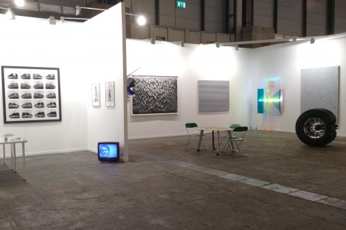 Galerie Anita Beckers, Installation view at ARCO Madrid 2018
