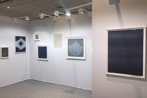 Installation view, Drawing Now, Paris
