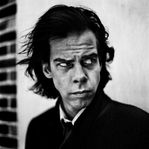 Anton Corbijn, Nick Cave London, 1996, Black and White Photograph, 125 x 125 cm