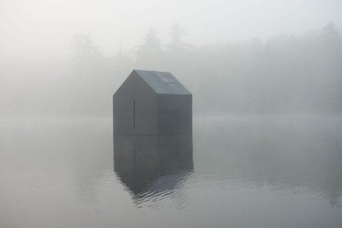 William Lamson, Untitled (Cabin), 2014, Digital C Print, 73,66 x 109,22 cm