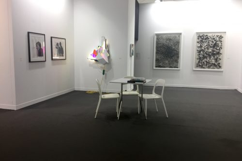 Installation view, Art Central, Hong Kong