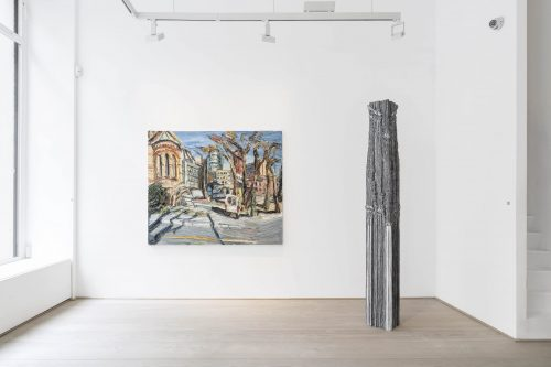 Installation view: If you can dream it, you can build it, September 2020, Photo: Wolfgang Günzel